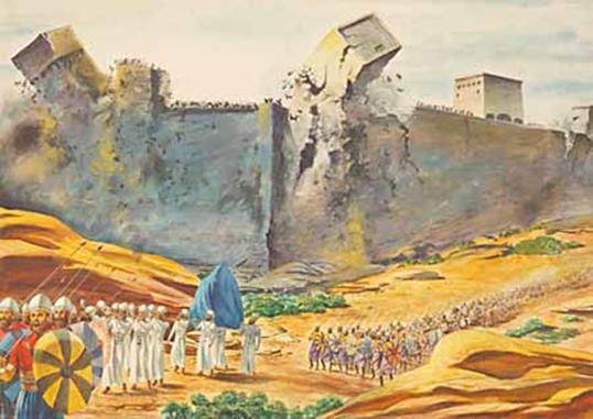 Be With Him: April 1-7, 2019 (Mon-Sun): Read through Deuteronomy, Joshua, Ezra, andRomans