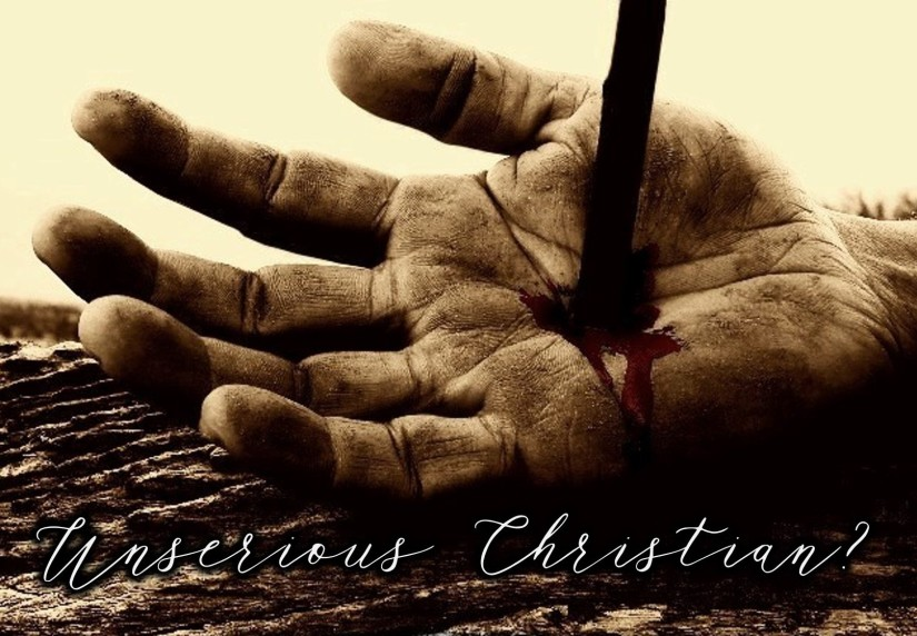Unserious Christian?: March 8-14: Read through Leviticus, Numbers, andActs