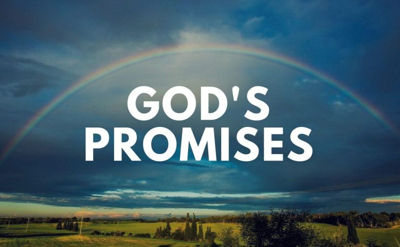 God's Promises: May 8-14, 2019 (Wed-Tues): Read through Judges, 1 Samuel, and 1 Corinthians